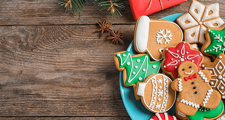 Holiday weight worries? Why it's OK to indulge a little at Christmas
